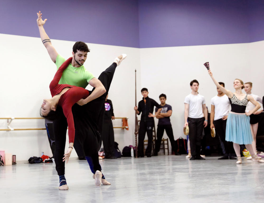 AJC Interviews Dancer Sergio Masero about Don Quixote Role