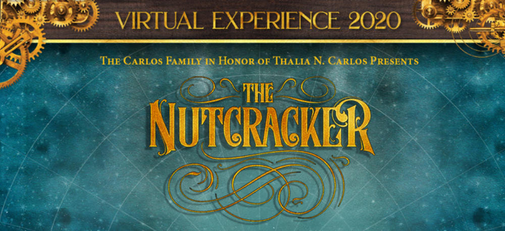 """Announcing """"The Nutcracker"""" 2020 Experience"""