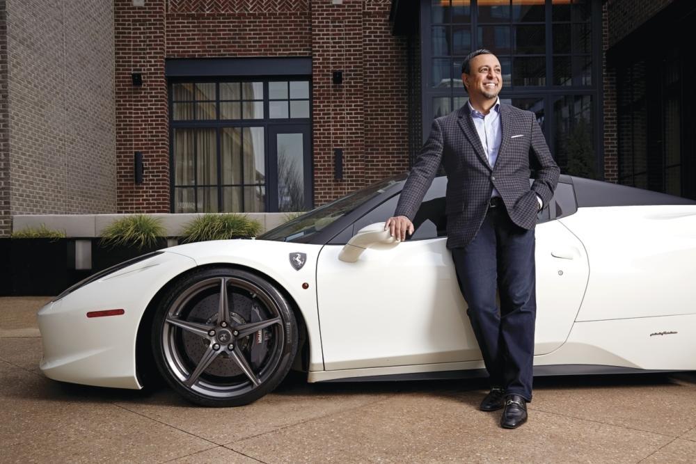 Atlanta Ballet Trustee Vice Chair Asif Ramji Named Atlantan Man of the Moment