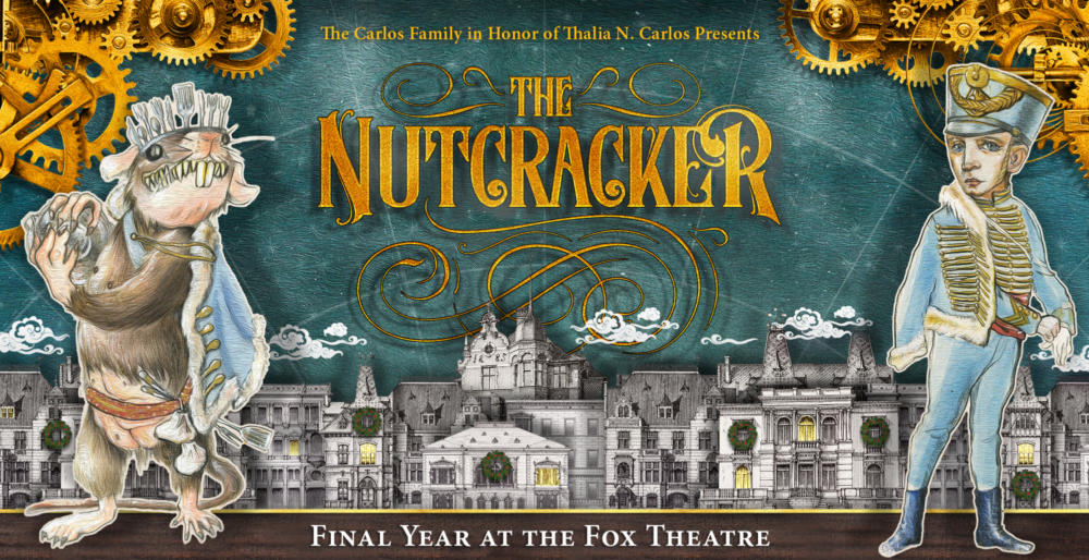 Atlanta Ballet Announces Venue Change for The Nutcracker in 2020