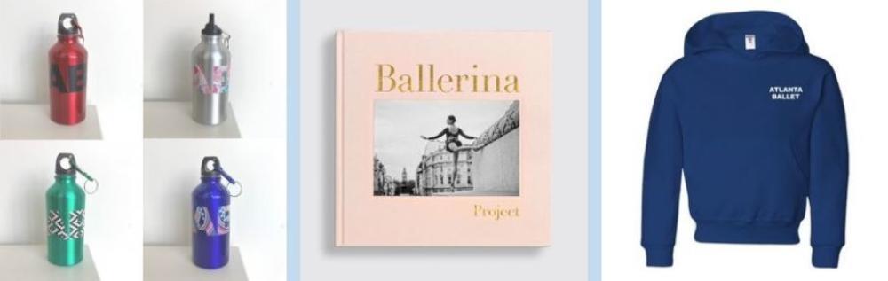 Atlanta Ballet Boutique Is Now Online