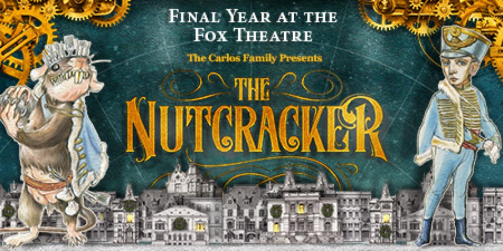 Just Announced: The Nutcracker Is Moving in 2020