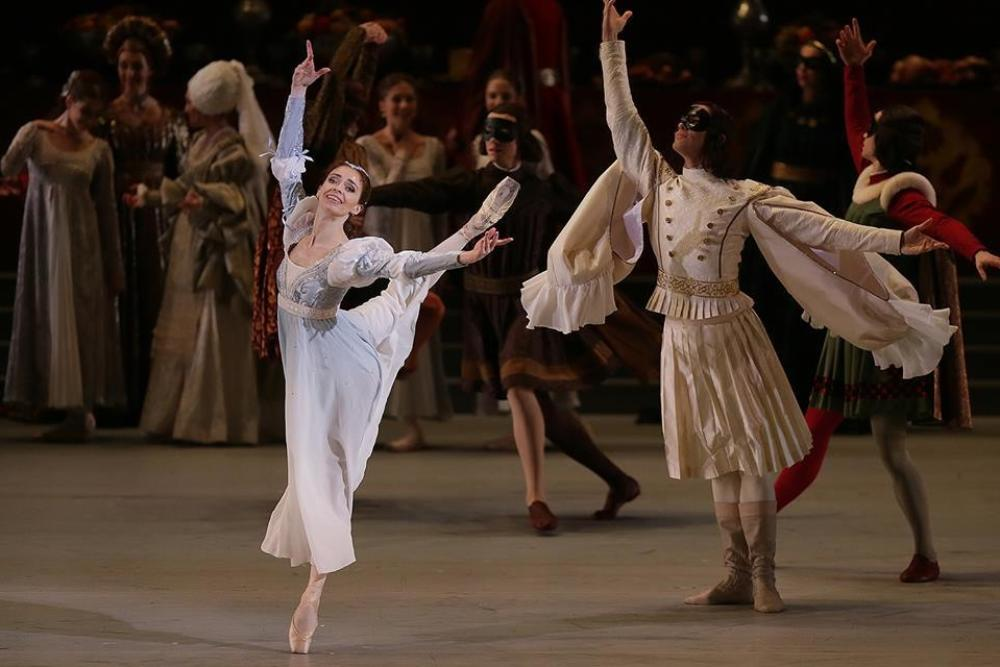 Bolshoi in Cinema Presents Romeo & Juliet on January 21