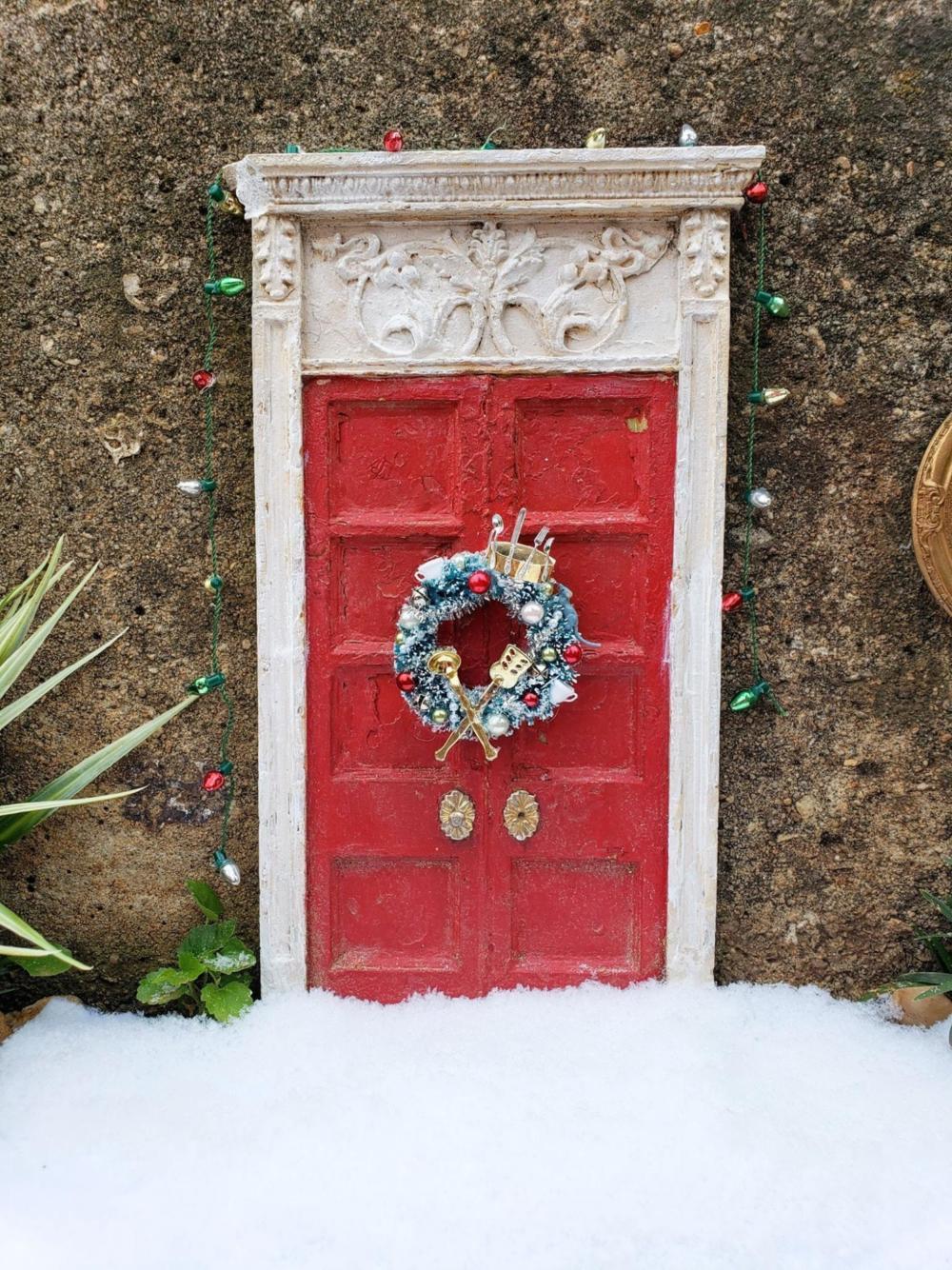 Christmas In July Partnership With Tiny Doors ATL