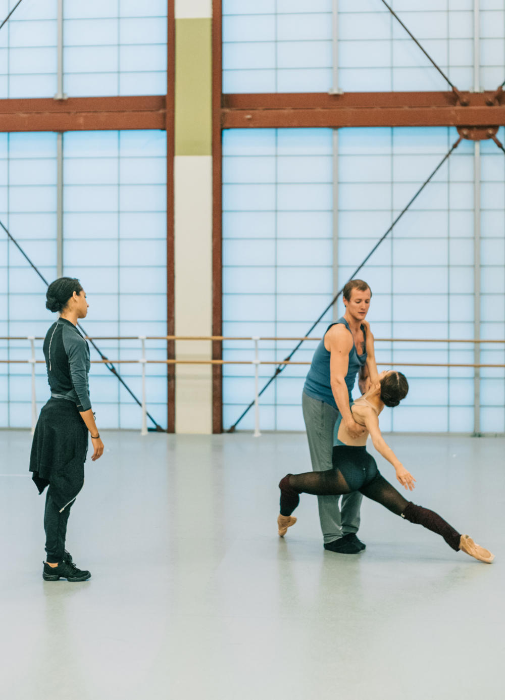 Claudia Schreier Named Choreographer-in-Residence