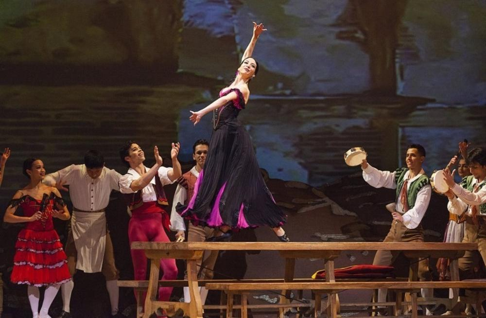 Critics are Loving Don Quixote - See It Through Feb 10