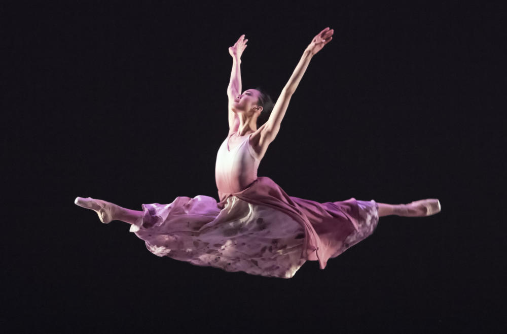 "Dance Magazine Names Atlanta Ballet Dancer Jessica He Among ""25 to Watch"""