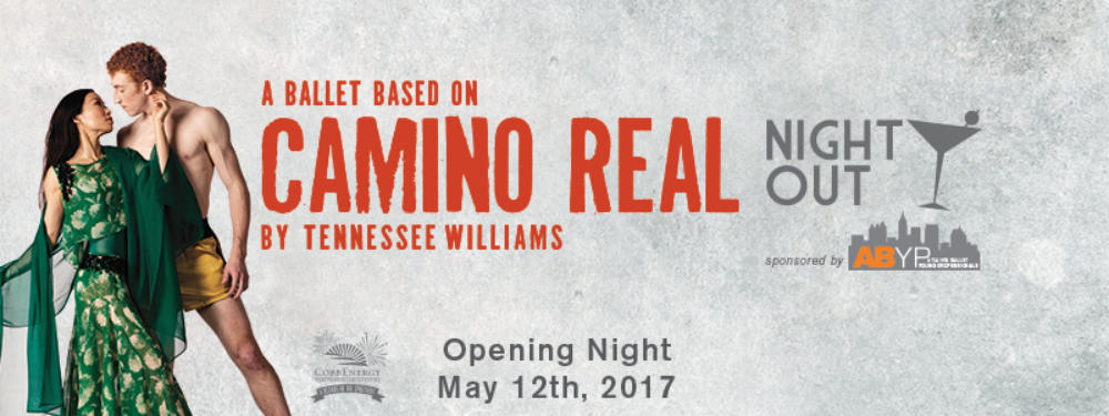 Night Out at Camino Real is Friday, May 12!