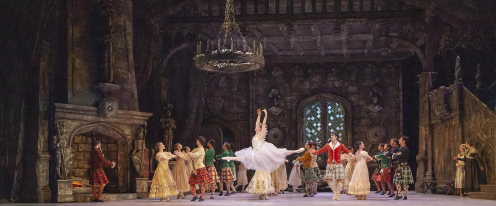Press is Raving About La Sylphide - See it Before it Closes Feb 23