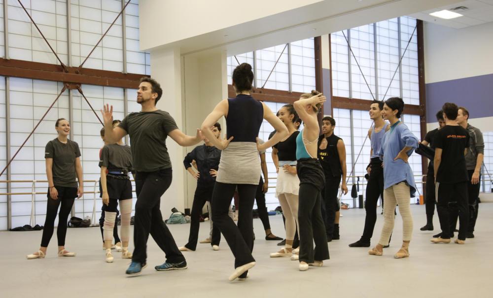 Q&A with Choreographer Ricardo Amarante