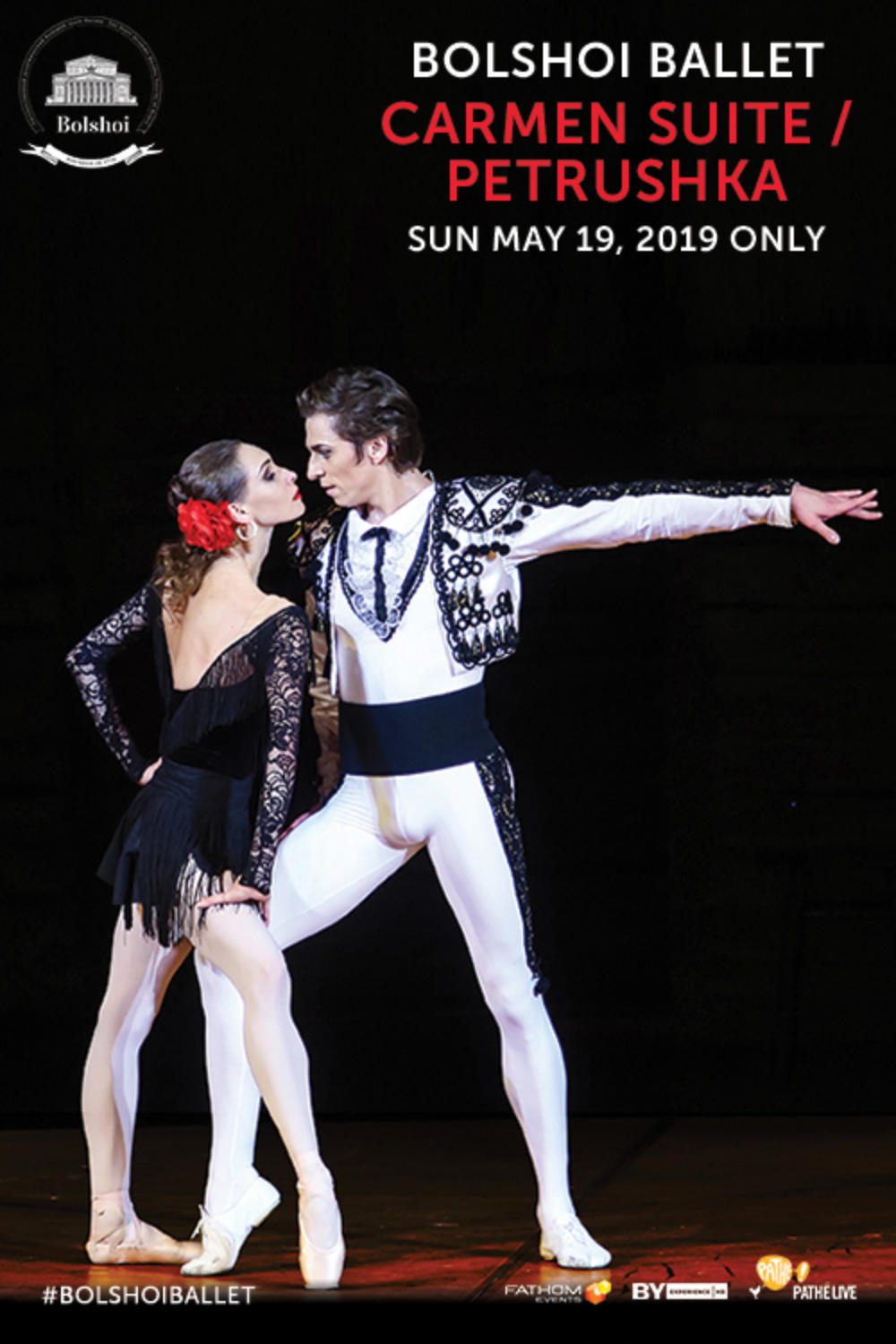 See Bolshoi in Cinema this Sunday, May 19