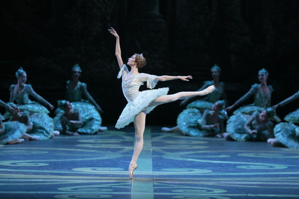 See the Bolshoi in Cinema's Sleeping Beauty on Sunday, March 10