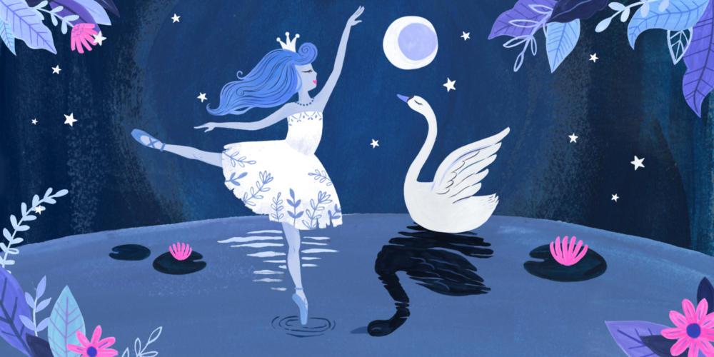 The Swan Princess On Demand