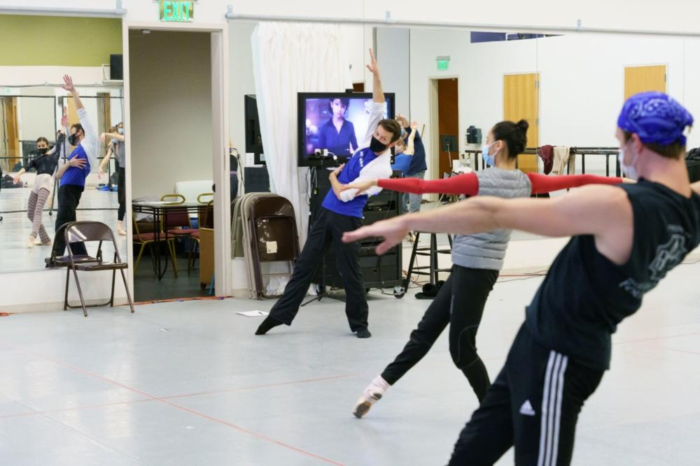 Atlanta Ballet Insiders Virtual Event  Choreographing from Afar: A Conversation with Claudia Schreier
