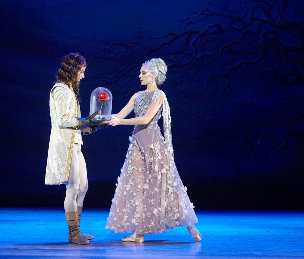 Beauty & the Beast Ballet Extras