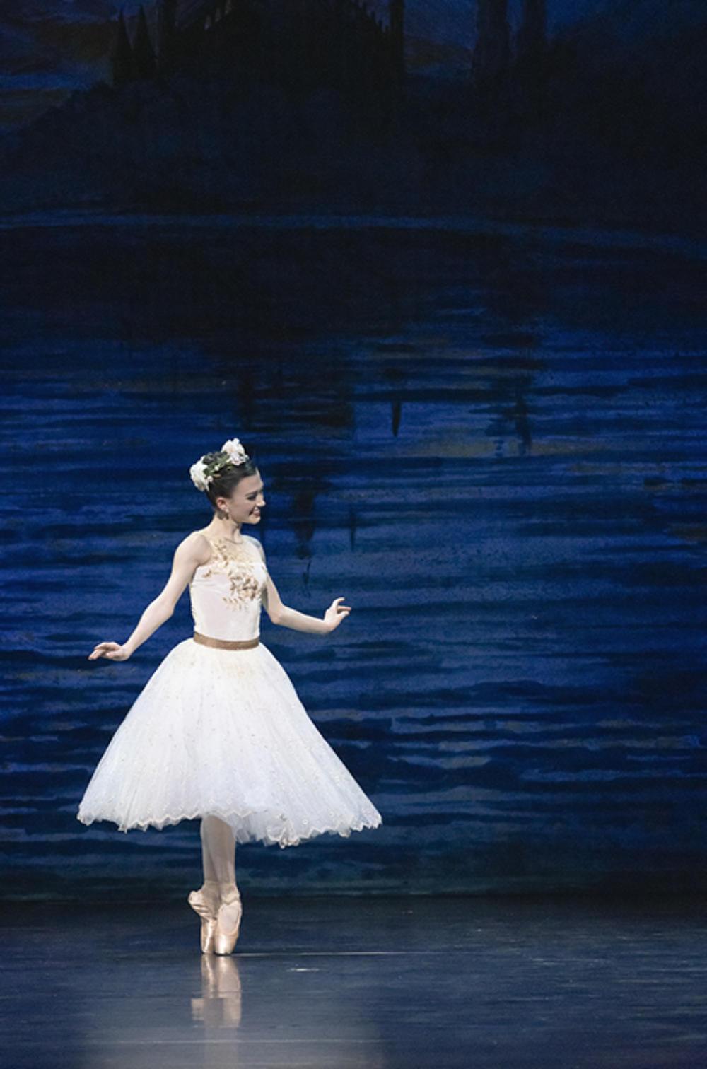The Swan Princess Ballet Extras
