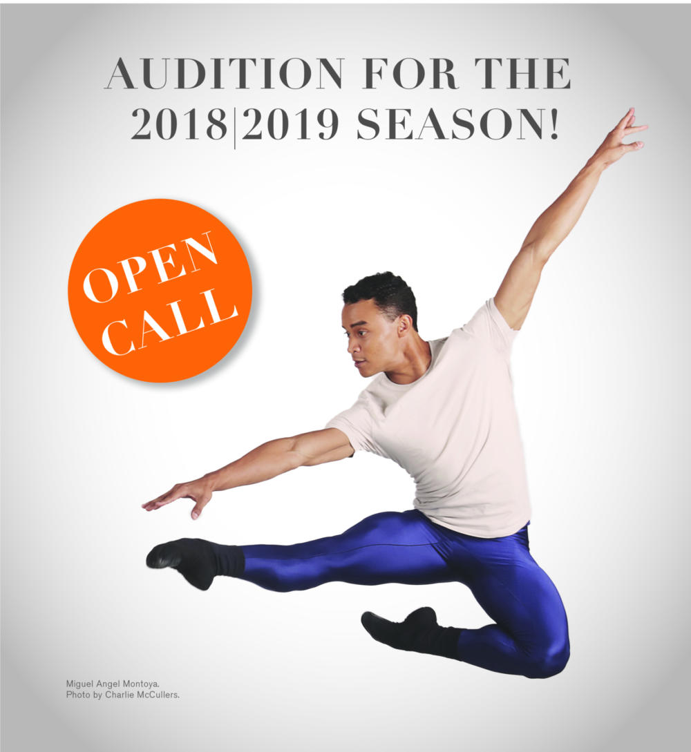 Atlanta Ballet Company Audition
