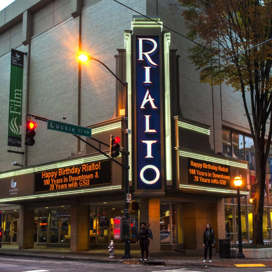 Rialto Center for the Arts at Georgia State University